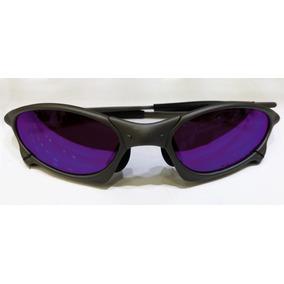 Oakley Penny Xmetal Violeta Black Lente Polarizada Romeo 24k