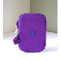 Lapicera Kipling Color Tile Purple