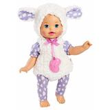 Little Mommy Dress Up Cutie Cordero Doll
