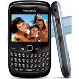 Celular Blackberry Curve 8520,novo,anatel,desbl,wifi,câmera