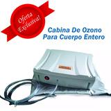 Cabina De Ozonoterapia Para Cuerpo Entero 1000 Mg/h