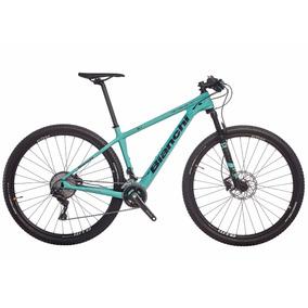 Bicicleta Bianchi Methanol Carbono 9.3 Sx Xt / Slx Fox