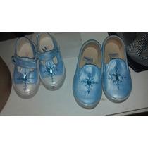 Zapatos Princesa Sofia .frozzen.ponny