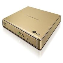 Dvd Writer 8x Dual Layer Lg Gp65ng60 Usb 2.0 Exter Slim Dor