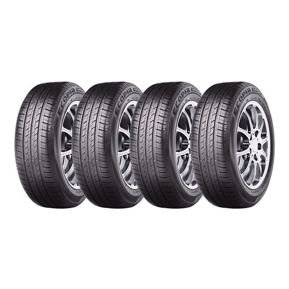 Kit X4 175/70 R14 Bridgestone Ecopia Ep150 + Envío Gratis