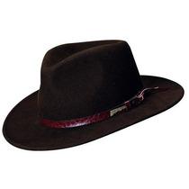Gorra Indiana Jones De Los Hombres De All Seasons Outback B