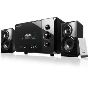 Parlantes Pc 2.1 Inalambricos Bluetooth Viper Tv Usb *