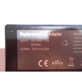 Carregador P/ Notebook 20v 50/60hz Pronta Entrega N49-32