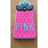 Funda Victoria Secret Pink Anana Samsung Core 2 / Core Prime
