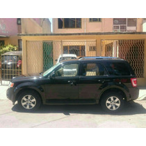 Ford Escape Ford Scape Limited 2011