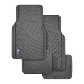 Michelin 4 Tapetes De Hule Y Uso Rudo Universales Para Auto