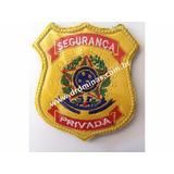 Distintivo Bordado Segurança Privada - Ii