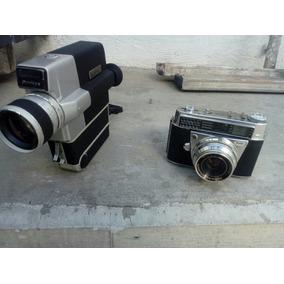 Camara Kodax Y Filmadora Sankyo Antiguas