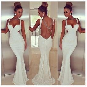 Vestidos elegantes para fiestas de matrimonio