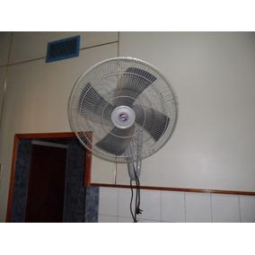 Ventiladores De Pared Industriales, Con Mensula Incluida...