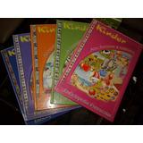 Enciclopedia Preescolar Kinder Ideal P/niños Maestras Padres