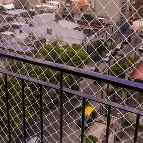 Red Malla Protección Seguridad Balcón Ventana Escalera