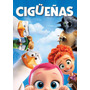 Pelicula Cigueñas Dvd Nuevo Original Cerrado