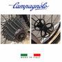 Roda Montada Campagnolo Cassete 11v. Speed Ciclismo Ref.005