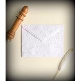 250 Envelope Para Convite 11,4 X 16,2 Cm (l X C) Branco