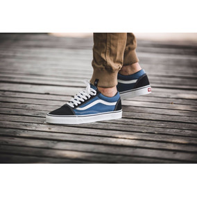 vans old skool negras 34