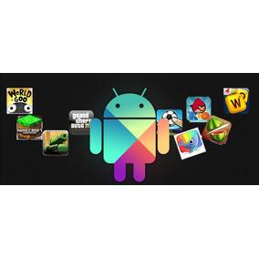 Kit Paquetes De Juegos Y Aplicaciones De Pago [apk] Android
