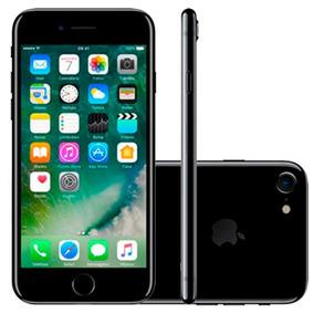 Iphone 7 128gb Preto Brilhante Apple - 4g Mn962br/a