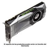 Tarjeta Video Nvidia Gtx1080 8gb Asus Gigabyte Pny Ó Evga