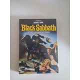 Box Dvd Black Sabbath - As Três Máscaras Do Terror