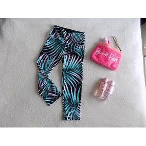Calzas Pink Victoria Secret