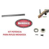 Kit Potencia Para Rifles Mendoza Resorte Y Empaques