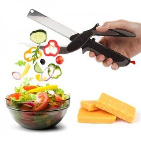 Tesoura De Cortar Carnes Legumes Verduras Smart Cutter