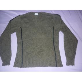 Sweater Pullover Dama Lana Columbia Escote V Art 12284 b9b080e50e5