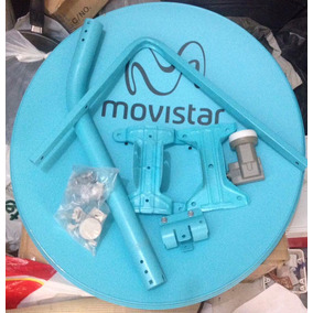 Antena Movistar Con Lnb