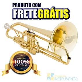 Trombone Curto Em Dó - Aprovado C C B
