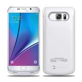 Funda Cargadora Samsung Galaxy J7 Note 4 & 5 4800/4200 Mah