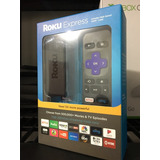 Roku Express Smart Android Tv Box Chromecast 2