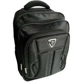 Mochila Notebook 15.6 16 Pol Poliester Bolsa Mala Transporte