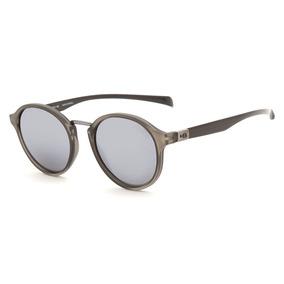 89f74845d6b04 Oculos Sol Hb Brighton 9012929788 Cinza Lente Prata Espelhad