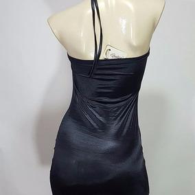 Vestido De Dama De Moda Con Collar Vestido Cortito Casual