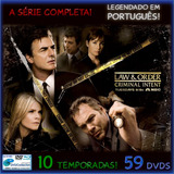 Law And Order Criminal Intent [10 Temporadas] Serie Completa