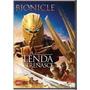 Bionicle A Lenda Renasce Dvd Lacrado Lego