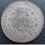 1818 960 Reis Patacao Moeda De Prata Brasileira Antiga Rara