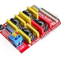 Cnc Shield V3 Drv8825 A4988 Impresora 3d Reprap Prusa