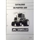 Manual De Repuestos Tractor Zanello 220