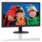 Monitor Pc 22 Philips Led C/ Smartcontrol Lite 223v5lsb2