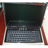 Carcaça Com Touch Pad E Botoes Do Notebook Toshiba Is1462