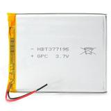 Bateria Tablet 7 3,7v 3000mha Proton Alpha