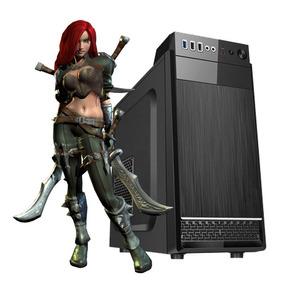 Computador Gamer Amd A4 7300 8gb 1tb Leitor Dvd Wi-fi