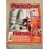 Revista Manequim Ponto Cruz Fazenda Patchwork Criança
